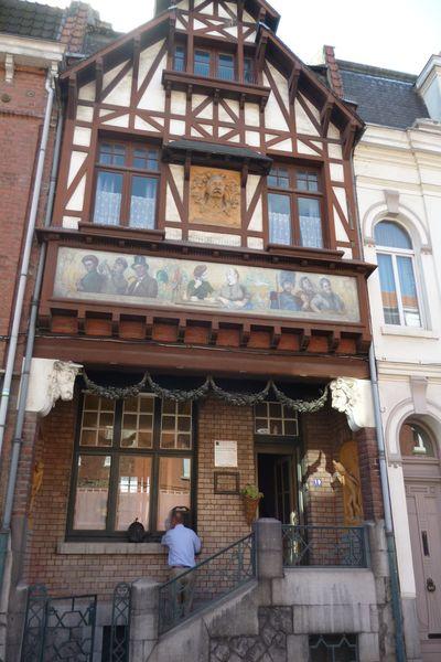 Office de tourisme de tourcoing architecture et patrimoine la maison du broutteux - Office tourisme tourcoing ...